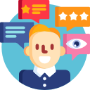 Kunden finden Ihr Unternehmen durch Online Werbung und kaufen bei Ihnen ein.