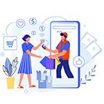 Kundenfreundlicher und hocheffizienter Versand für Ihren neuen Online Shop