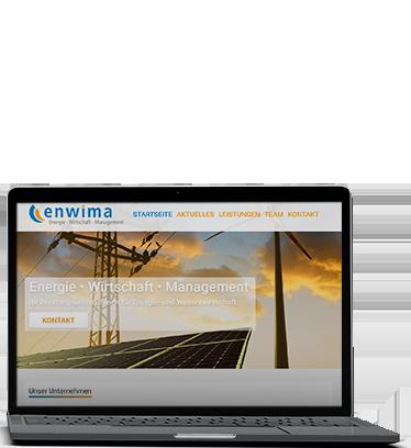Inviduelles Webdesign und online Werbung für Laptops