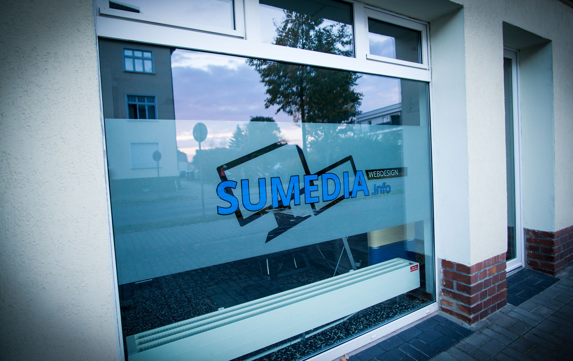 SUMEDIA Webdesign online Marketing Büro Falkensee