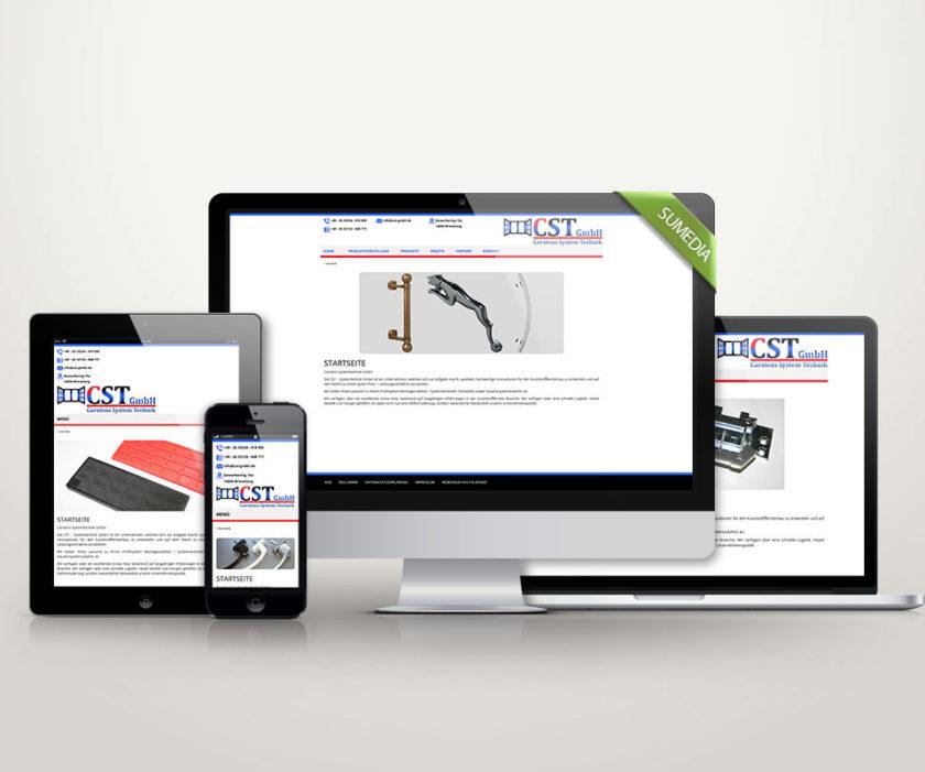 Referenz - CST-GmbH