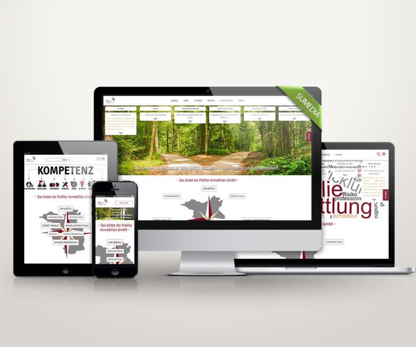 Referenz - ProVita Immobilien GmbH