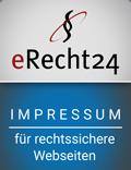 Rechtssichere Webseiten mit unserem Agenturpartner eRecht24
