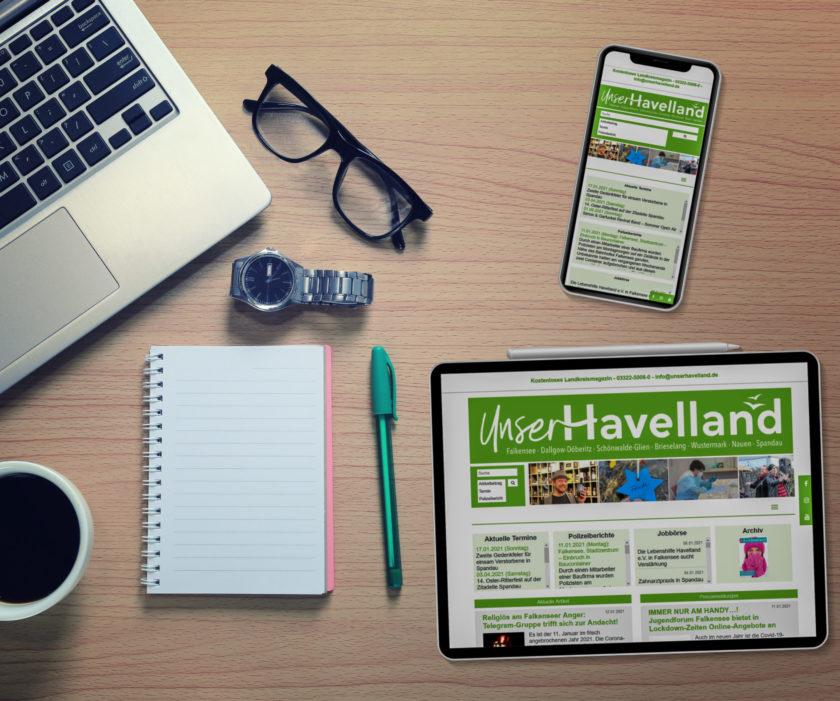 Referenz - Unser Havelland